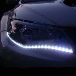 LED светещи ленти за автомобил - 2 бройки