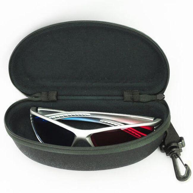 Sztywne etui na okulary z suwakiem 1