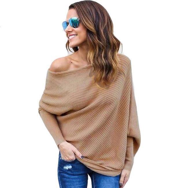 Ženski džemper Kaylyn - 7 boja 1