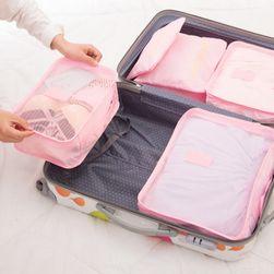 Set organizator pentru călătorii - 6 buc.