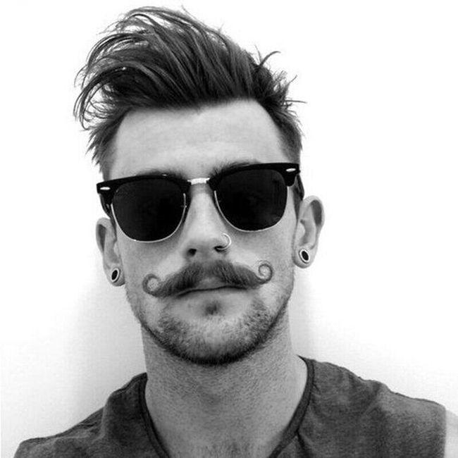 Męskie okulary słoneczne SG926 1