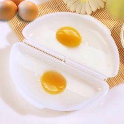 Krabička na přípravu vajíček v mikrovlnce