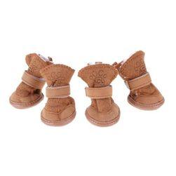 Psí botičky na zimu