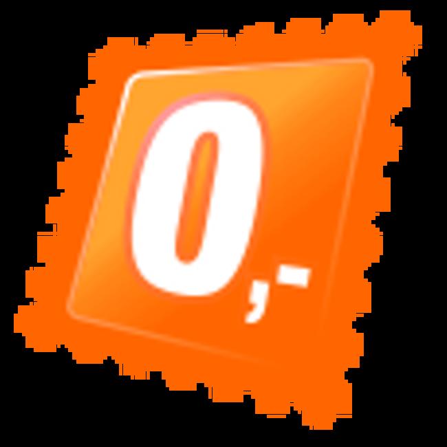 Plastový ochranný kryt na iPhone 4 a 4S - červený motiv 1
