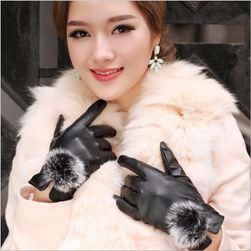 Manusi de iarna pentru femei - 4 culori