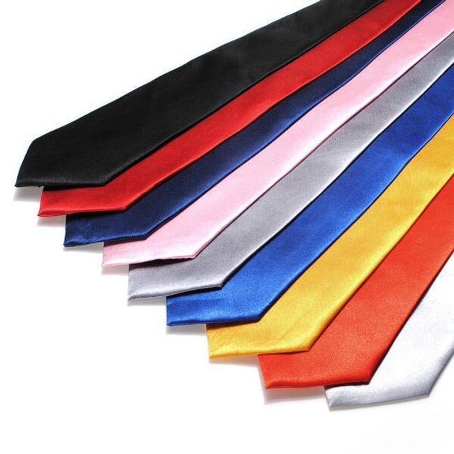 Pánská kravata - několik barev 1