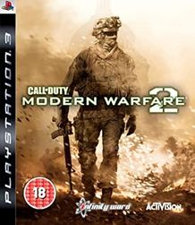 Hra (PS3) Call Of Duty: Modern Warfare 2
