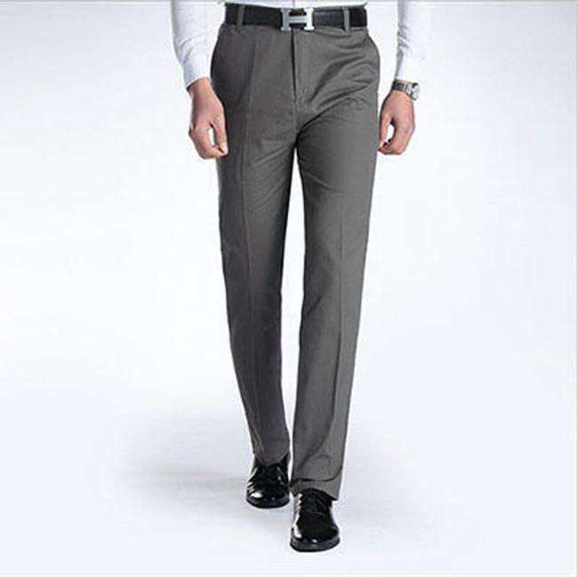 Pánské formální kalhoty - velikost 2 - 10 1