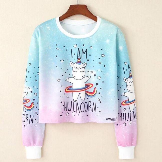 Női pulóver Leonie 1