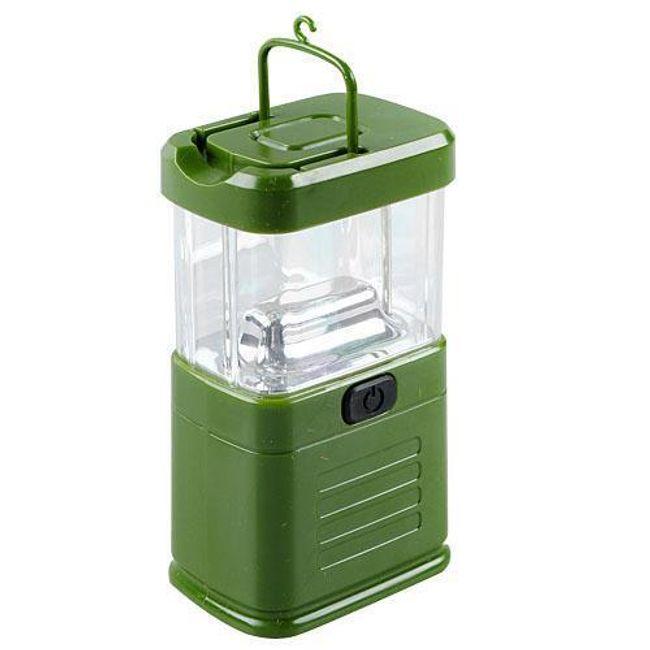 11 LED stolní lampa 1