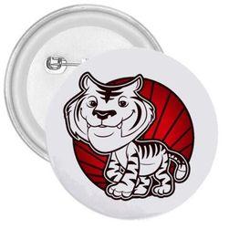 Emblemă semn zodiacal chinezesc - tigru