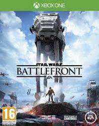 Játék (Xbox One) STAR WARS Battlefront
