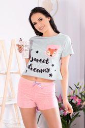 Dámské pyžamo Russet Foxy - LivCo Corsetti PR_P43893