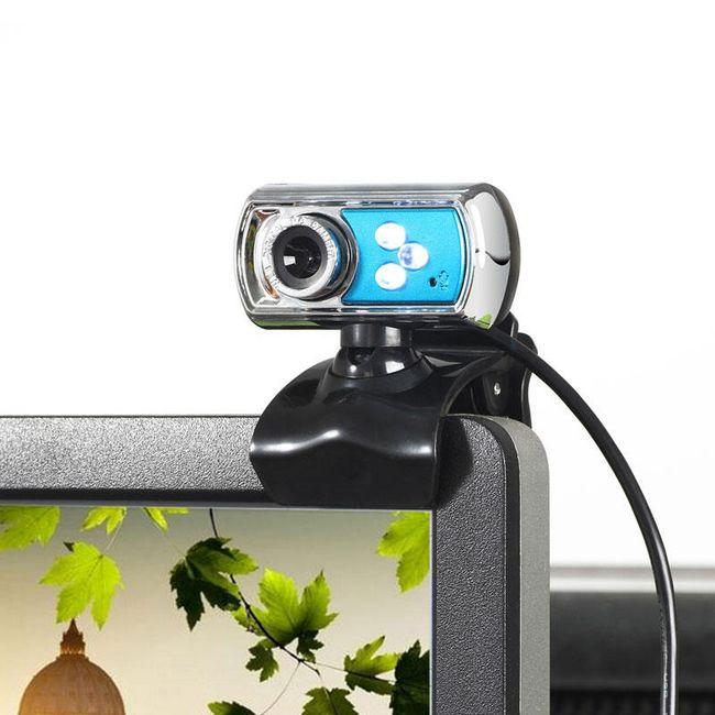 USB webkamera s klipem 1