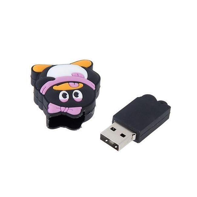 8GB Flashdisk ve tvaru tučňáka se šálou 1