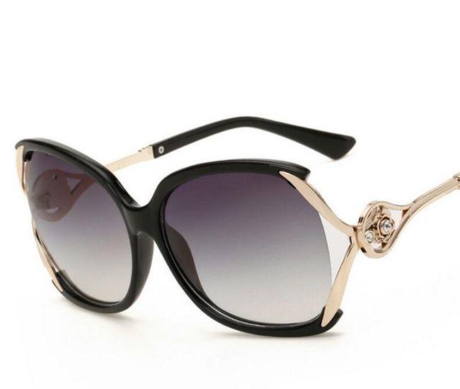 Sluneční brýle hranaté pro ženy 1