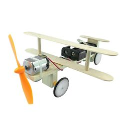 Деревянный самолетик Charles