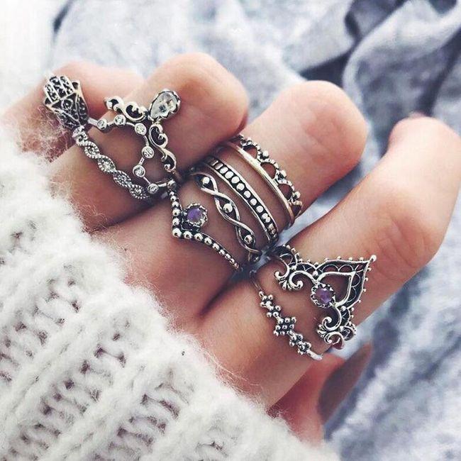 Ženski prsteni JW874 1