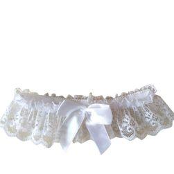 Свадебная подвязка невесты SV78