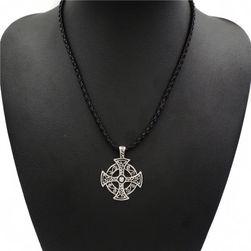 Pánský náhrdelník v keltském stylu