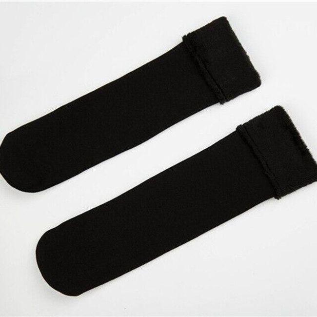 Bayan kışlık çorap Alva 1