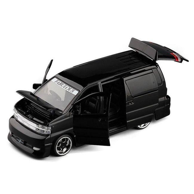 Model samochodu VW T6 FAB 1