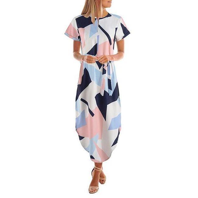Yaz elbise Fassy 1