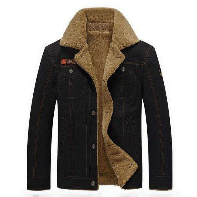 Pánská zimní bunda Benny 1