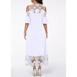 Dámské šaty plus size Lara