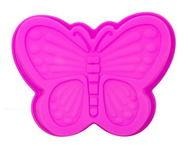 Silikonová forma na pečení - motýl 1