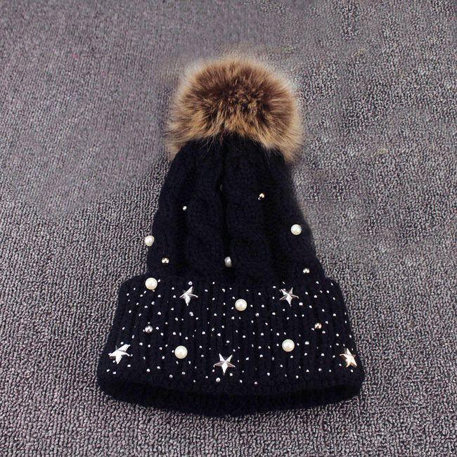 Çocuk kışlık şapka M42 1
