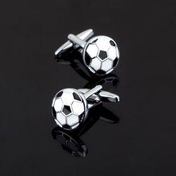 Manžetové knoflíčky - míče