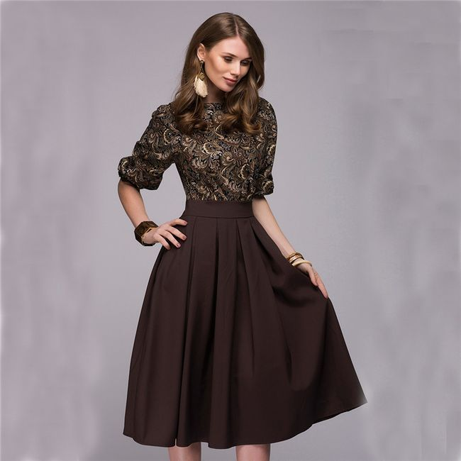 Damska sukienka Dellma 1