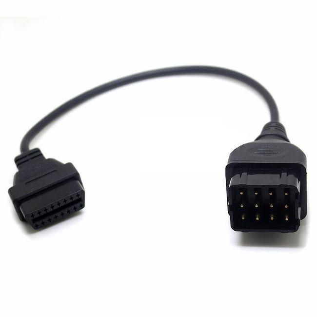 Autodiagnostický adaptér 12pin/16pin 1