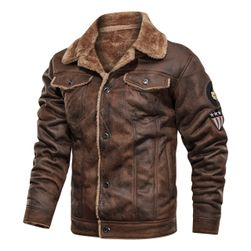 Férfi téli kabát Arnoldo méret 4