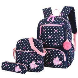 Школьный рюкзак с пеналом Frankie