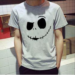 Pánské tričko s vtipným obličejem - 3 barvy