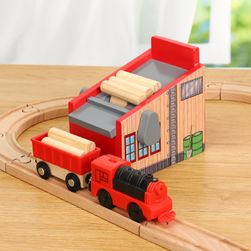 Влакови релси с аксесоари HUJ5