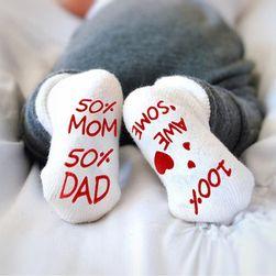 Dětské ponožky B09923