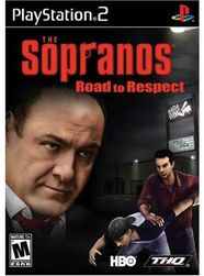 Igra (PS2) The Sopranos Road To Respect