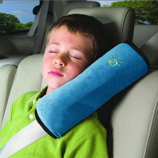 Pernă pentru centura de siguranță auto 1
