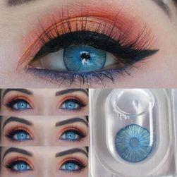 Barevné kontaktní čočky TF4638