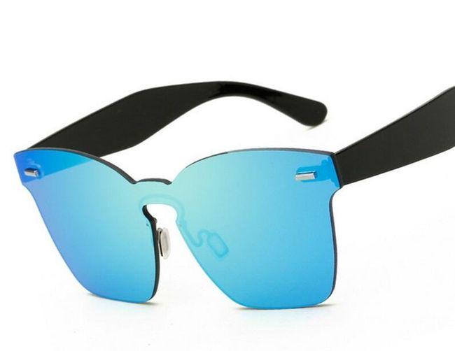 Lehké ochranné brýle - barevné 1