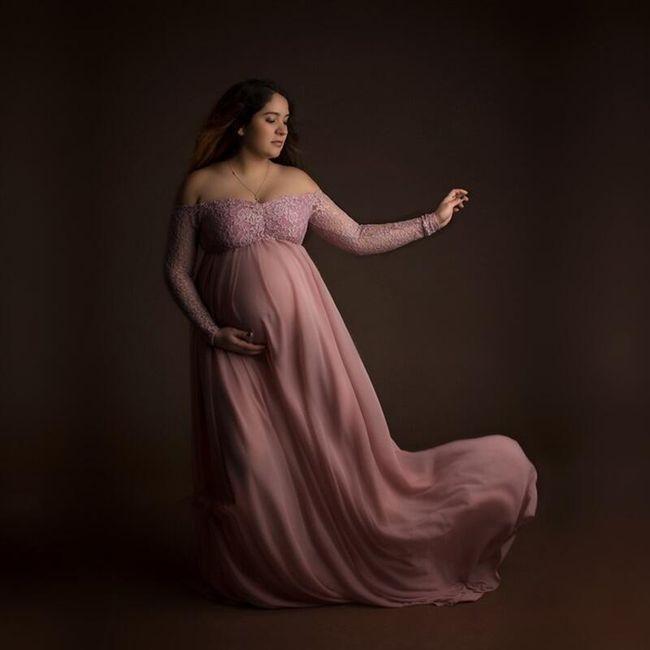 Női terhességi ruha Lorra