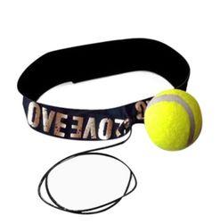Banda cu minge pentru antrenament reflexe box
