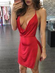 Ženska mini haljina Clarissa