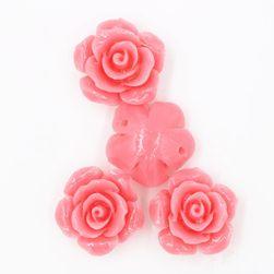 DIY kwiaty róż - 10 sztuk