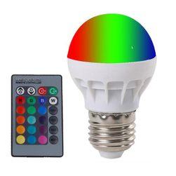 LED крушка - 3 варианта