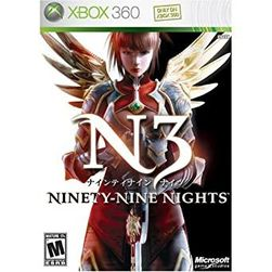 Gra (Xbox 360) N3 Ninety-nine Nights