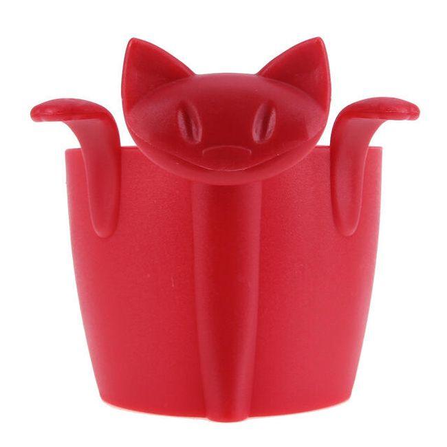 Sítko na čaj - kočička 1